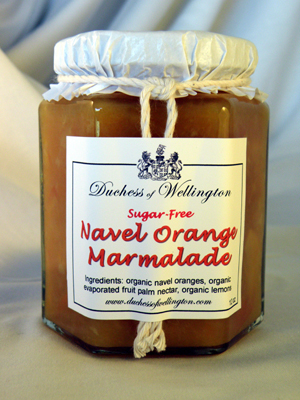 navel orange marmalade